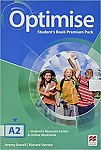 Optimise A2 Książka ucznia Premium Pack