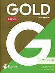 GOLD B2 First New Edition Coursbook with MyEnglishLab