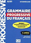 Grammaire progressive niveau intermediaire 4 edition podręcznik