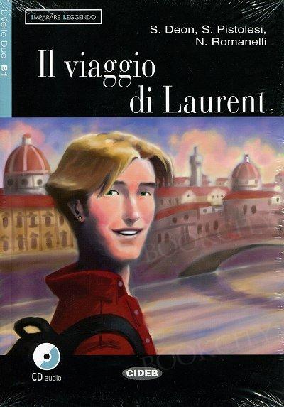 Listen extract Il viaggio di Laurent Libro + CD