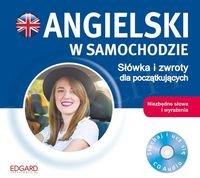 Angielski w samochodzie Słówka i zwroty dla początkujących Audio CD