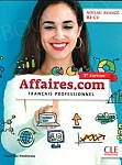 Affaires.com Niveau Avancé 3e édition Podręcznik + DVD