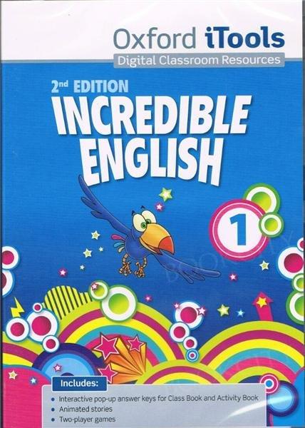 Incredible English 1 (2nd edition) iTools