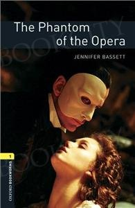 The Phantom of the Opera Book and mp3