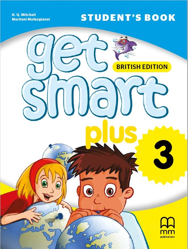 Get Smart Plus 3 podręcznik