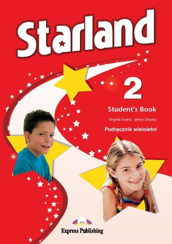 Starland 2 Student's Book (Podręcznik wieloletni)