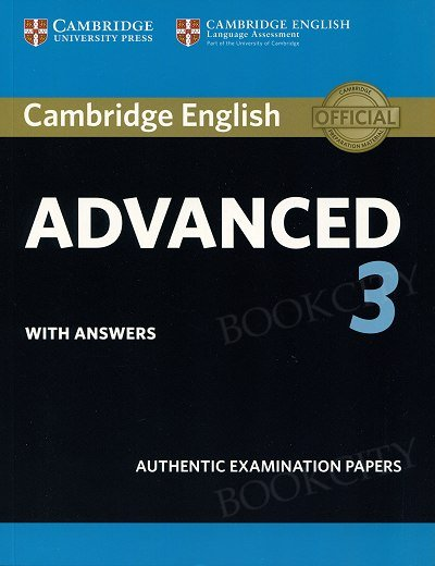 Cambridge English Advanced 3 CAE (2018) Student's Book with answers