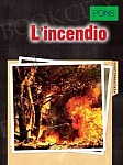 L'incendio Książka + CD mp3