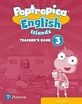 Poptropica English Islands 3 książka nauczyciela