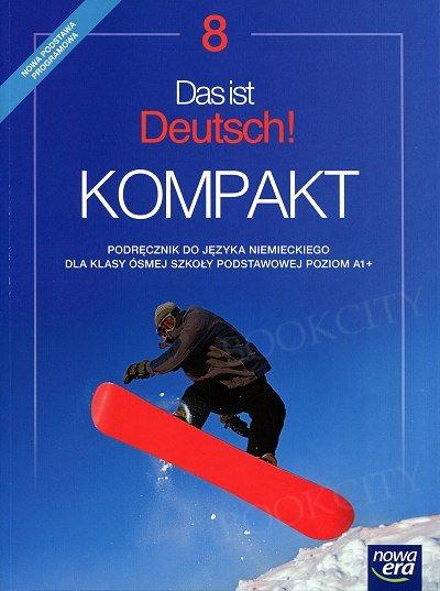 Das ist Deutsch! Kompakt klasa 8 podręcznik