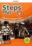 Steps Plus dla klasy V Teacher's Power Pack z kodem dostępu do Classroom Presentation Tool