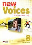 New Voices klasa 8 (Reforma 2017) Zeszyt ćwiczeń