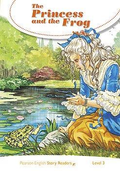 The Princess and the Frog (5-7 lat) Książka