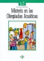 Misterio en las Olimpiadas Acuáticas Książka + CD