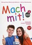 Mach mit! neu 2 Podręcznik do języka niemieckiego dla klasy 5