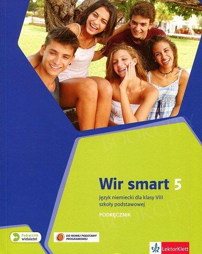 Wir Smart 5 - klasa 8 podręcznik
