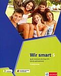 Wir Smart 5 - klasa 8 Podręcznik z płytą CD