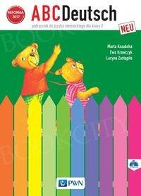 ABC Deutsch neu 2 Podręcznik + CD