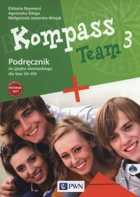 Kompass Team 3 podręcznik
