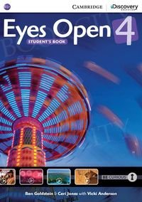 Eyes Open 4 podręcznik