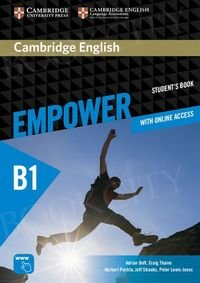 Empower Pre-intermediate Student's Book with online access