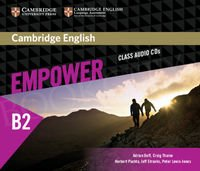 Empower Upper Intermediate Class Audio CD