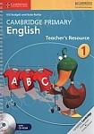 Cambridge Primary English 1 Teacher's Resource + CD