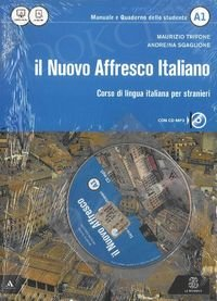 Nuovo Affresco Italiano A1 podręcznik