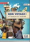 Bon Voyage Francais du tourisme A1-A2 Książka + CD