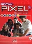 Pixel Nouveau 4 A2 Podręcznik + DVD