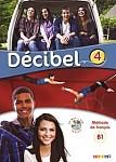 Decibel 4 Podręcznik + CD + DVD