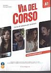 Via del Corso A1 Podręcznik + CD + DVD