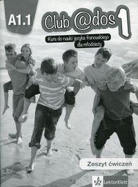Club @dos 1 Zeszyt ćwiczeń