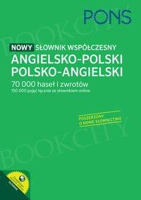 Nowy słownik współczesny angielsko-polski polsko-angielski