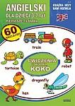 Angielski dla dzieci 3-7 lat Zeszyt 24 Ćwiczenia z kurką Koko