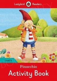 Pinocchio Activity Book Level 4