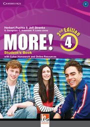 MORE! 4 Workbook