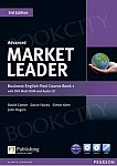 Market Leader 3rd Edition Advanced Coursebook & DVD-ROM Pack FLEXI 1