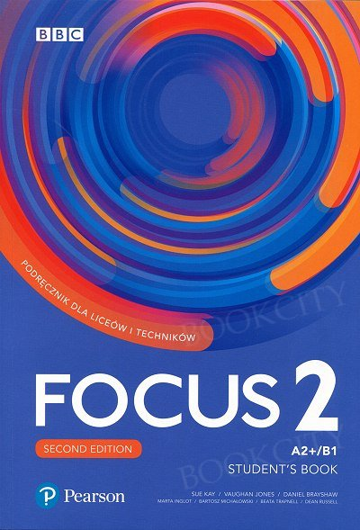 Focus Second Edition - Poziom 2 Student's Book + Digital Resources