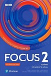 Focus 2 Second Edition Student's Book + kod (Digital Resources + Interactive eBook)