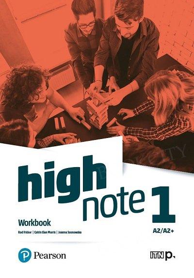 High Note 1 Workbook + kod (Interactive Workbook)