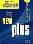 New Plus Upper-Intermediate książka nauczyciela