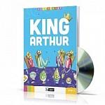 King Arthur Książka+CD