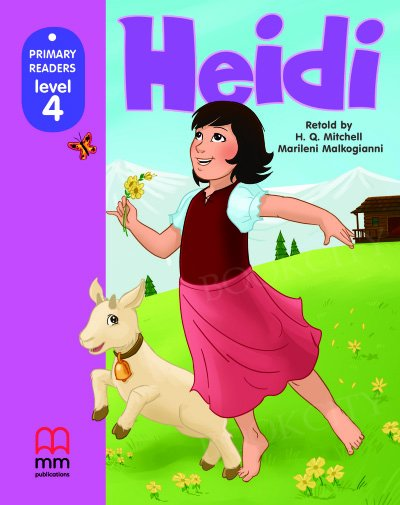 Heidi Student's Book (with CD-ROM)
