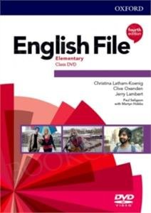 English File Elementary (4th Edition) Class DVDs