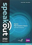 Speakout Starter (2nd edition) Student's Book Flexi 1 with MyEnglishLab