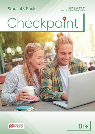 Checkpoint B1+ podręcznik