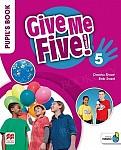 Give Me Five! 5 książka nauczyciela