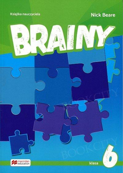 Brainy klasa 6 książka nauczyciela