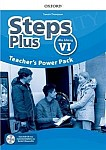 Steps Plus dla klasy 6 Teacher's Power Pack z kodem dostępu do Classroom Presentation Tool